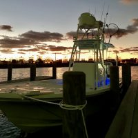 Fishing Center Sunrise